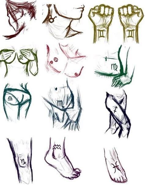 homestuck tattoo the zodiac erroneous zones capricorn