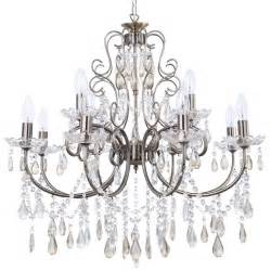 Cheap Brass Chandelier Buy Cheap Brass Chandelier Compare Lighting Prices For Best Uk Deals