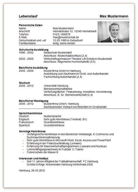 Lebenslauf Cv Template 25 Best Ideas About Cv Beispiel On Lebenslauf