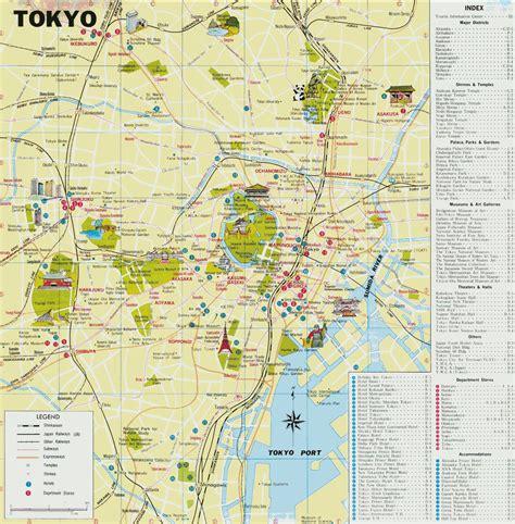 maps tokyo www mappi net maps of cities tokyo