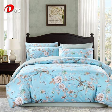 Bedding Sets Bedding Sets Pinterest Cotton Bedding Bedding Sets And Luxury Satin Bed Linen Cotton Bedding Set King Size High Quality Floral Bed Set