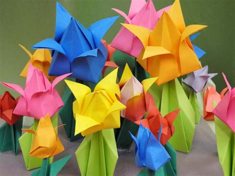 Popular Origami - free coloring pages origami the library malden