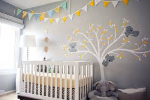 Grey And Yellow Nursery Decor 50 Gray Nurseries Find Your Shade Project Nursery
