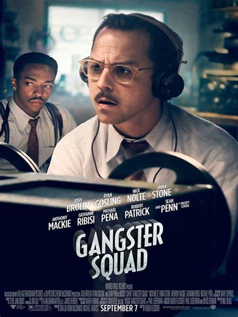 gangster squad film complet vf affiche du film gangster squad affiche 10 sur 14 allocin 233