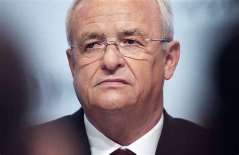 volkswagen martin winterkorn volkswagen ceo winterkorn announces resignation wired