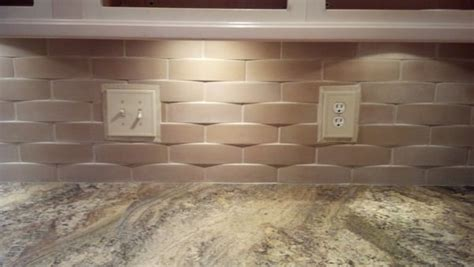 basket weave tile backsplash yelp