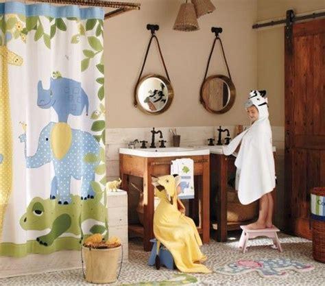 safari bathroom ideas shower curtain ideas cool bathrooms decozilla