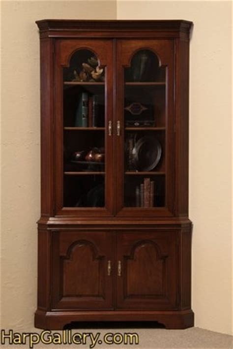 corner dining room cabinet corner cabinet for my china dining room pinterest