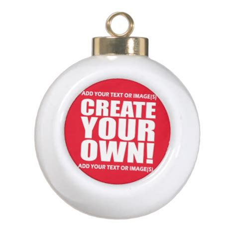 create your own ornament create your own make it now ceramic