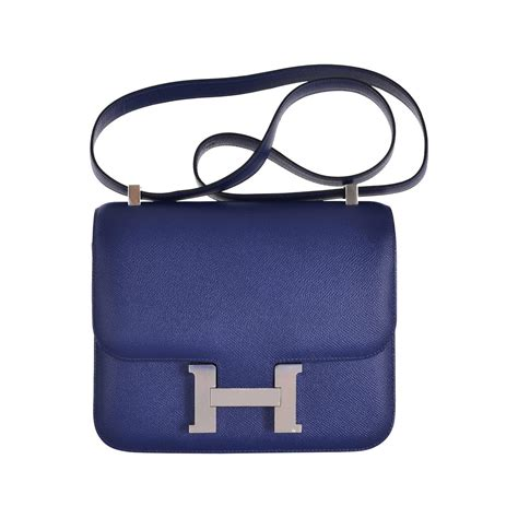 Wallet Bag Blue hermes azap atoll blue wallet womens small hermes brown purse