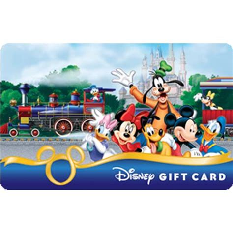 Disneyland Gift Cards - your wdw store disney collectible gift card fab 6 steam train