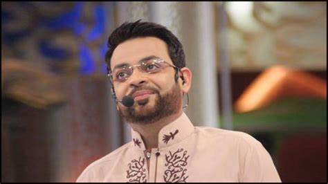 should dr aamir liaquat hussain be charged for inciting