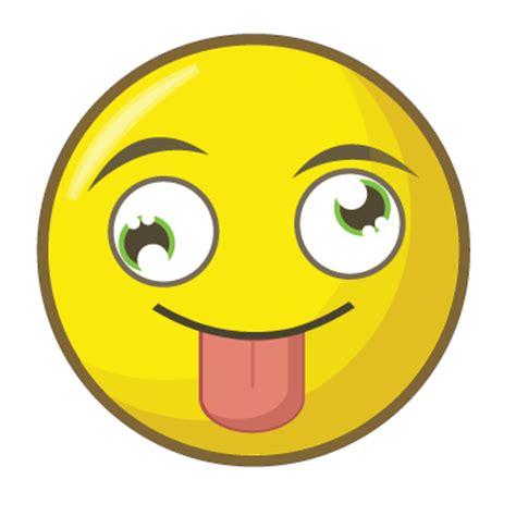stickers muraux : smiley fou sticker décoration murale