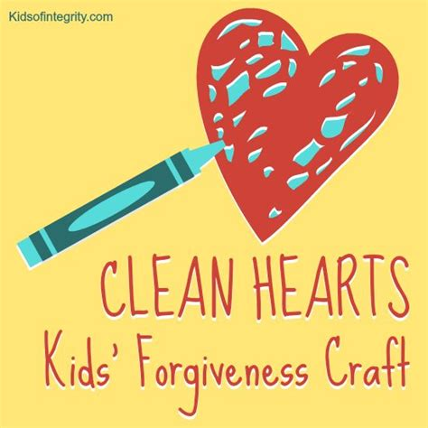forgiveness crafts for the 25 best forgiveness craft ideas on church