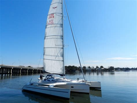 yachtworld trimaran for sale 2007 dragonfly 35 sail boat for sale www yachtworld