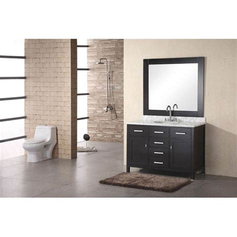 48 inch wood bathroom vanity bellacor
