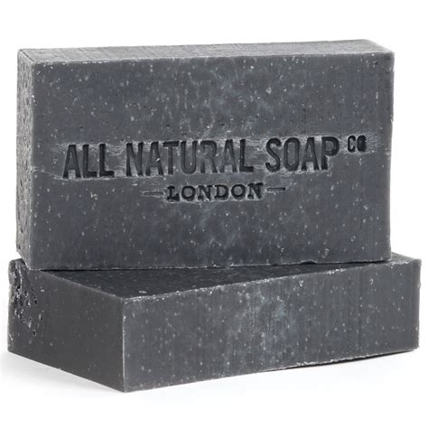 Charcoal Detox Soap Bar by Charcoal Detox All Soap Co Award Winning