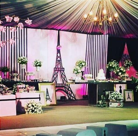 ideas de decoraciones para quinceaneras tema paris ideas para tu fiesta ideas para xv a 241 os paris