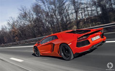 How Fast Can Lamborghinis Go Gereden Lamborghini Aventador Lp700 4