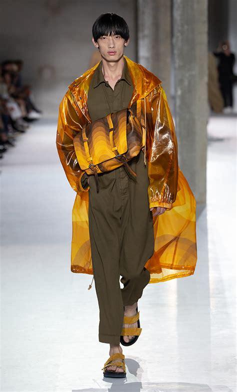 dries noten 2019 menswear collection tom lorenzo