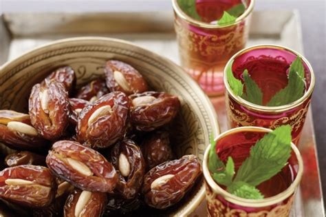 almond stuffed dates recipe taste com au