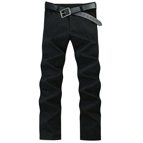Fashion Trousers Color Slim Design Navy popular button fly khakis buy cheap button fly khakis