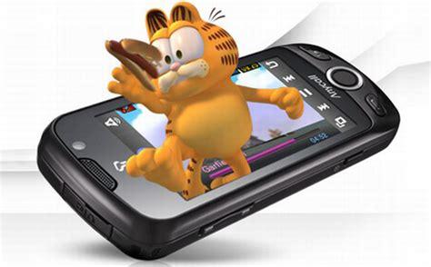 celular que proyecta imagenes en 3d samsung les moja la oreja a todos y lanza el primer