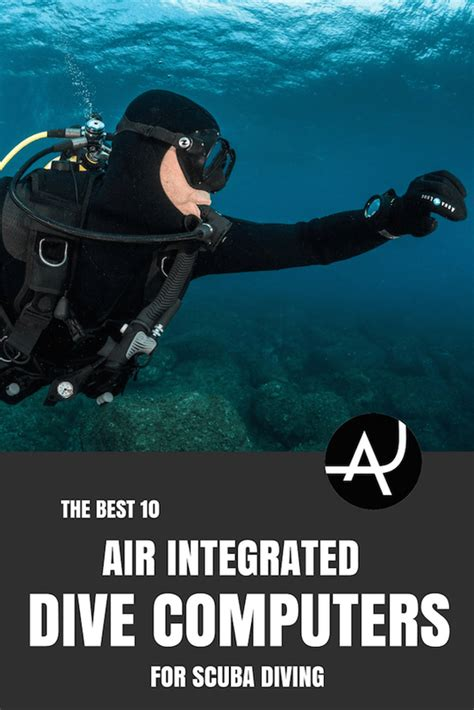 air integrated dive computers top 10 best air integrated dive computers the adventure