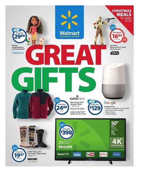 Walmart Mba Summer Intern 2018 by Walmart Weekly Ad Gifts Dec 2 17 2016