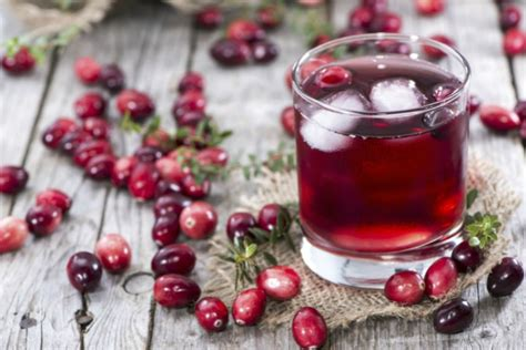 Cranberry Liver Detox Drink by Top 5 Kidney Cleansing Drinks Miraculous Effects And