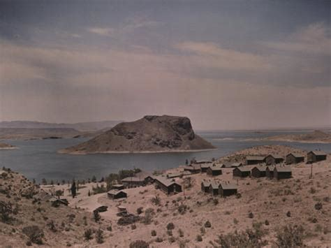 The Elephant Butte Reservoir was Formed as a Result of the ...