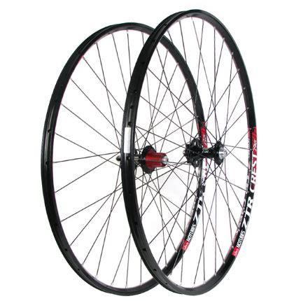 roues vtt | stans no tubes | ztr crest 29er mtb wheelset