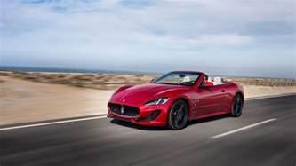 Maserati Convertible 2017 Granturismo Convertible
