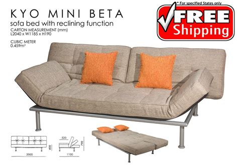 sofa set malaysia price kyo sofa bed with reclining function end 5 1 2018 7 15 pm