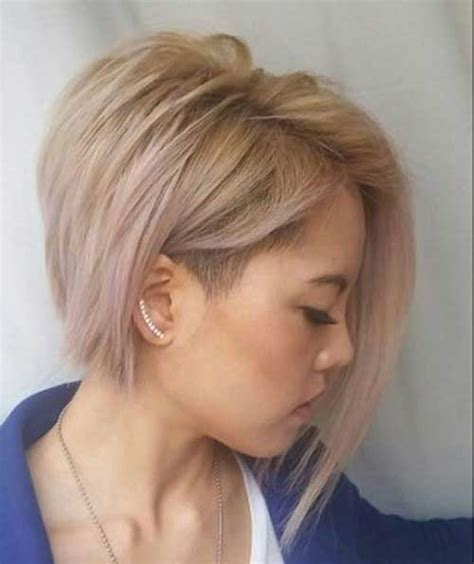 Elegant Inverted Bob Hairstyles with 15 Pics   The Best