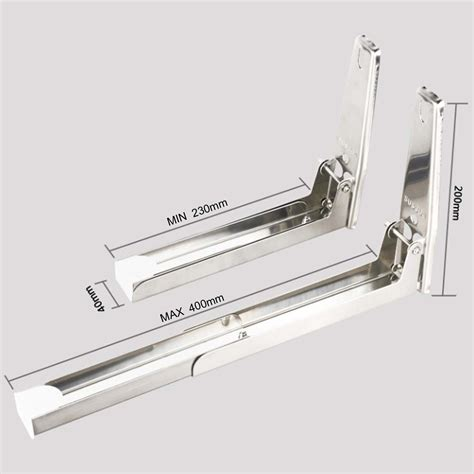 507251 microwave bracket kitchen oven shelf holder angle