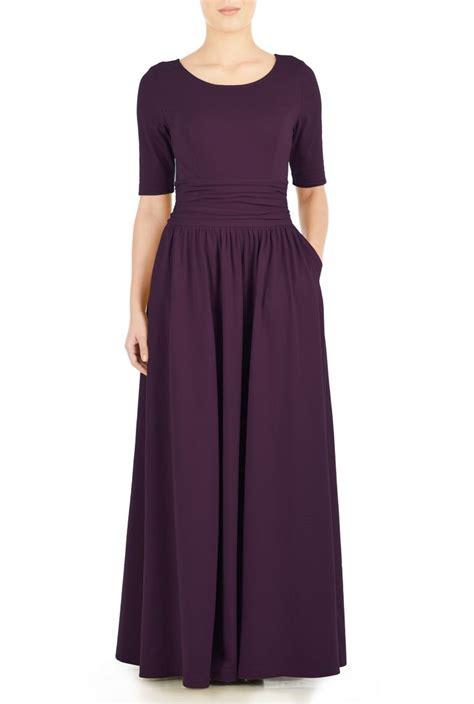 Dv Set Maxi Violet Jersey best 25 jersey knit dress ideas on jersey