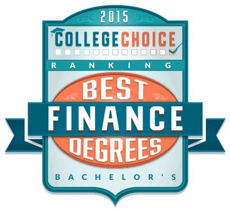 best master in finance best bachelor s in finance degree programs 2016 college
