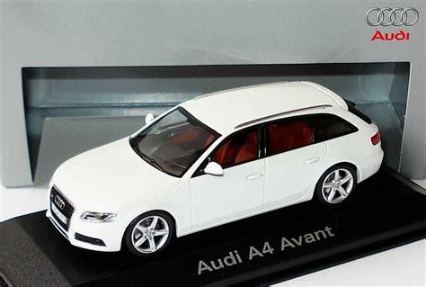 Audi A4 Avant Modellauto by 1 43 Audi A4 Avant B8 Ibiswei 223 Werbemodell Minichs