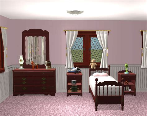 Ethan Allen Bedroom Furniture Sets | mod the sims ethan allen colonial bedroom set