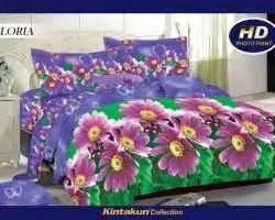Sprei Kintakun Luxury 120 King Peacock Diskon grosir sprei kintakun luxury supplier reseller