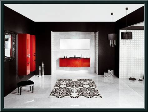 black red and white bathroom black white and red bathroom sneaker inspiration
