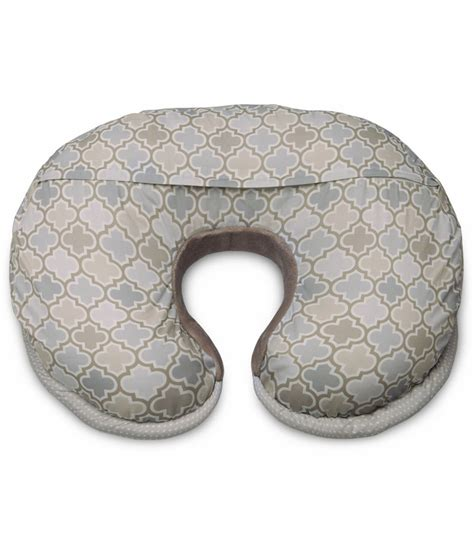 boppy luxe slipcover boppy pillow with luxe slipcover elephant snuggle