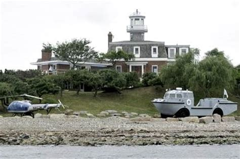dean kamen house segway inventor dean kamens private island lighthouse home