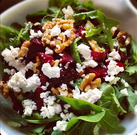 easy salad recipe de 25 bedste id 233 er inden for beetroot salad recipes p 229
