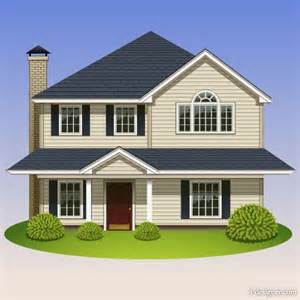 House Designing Free 4 Designer Housing 05 Vector Material