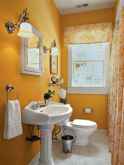Decorating Ideas Small Bathrooms 30 Small And Functional Bathroom Design Ideas Home