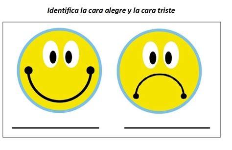imagenes de tristeza alegres fichas educativas diferencia entre alegr 237 a y tristeza