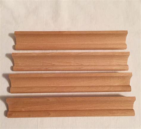 wooden scrabble racks 4 vintage wood scrabble racks tile letter holders