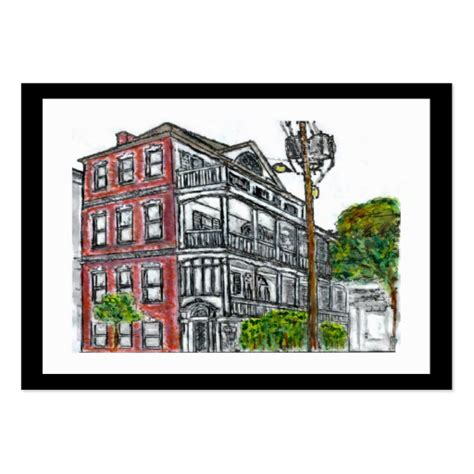 Chs Gift Card - artist trading cards charleston sc atc zazzle